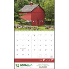 Logo Barns Appointment Calendar