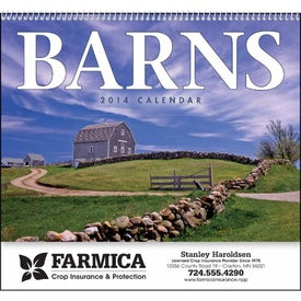 Custom Barns Appointment Calendar