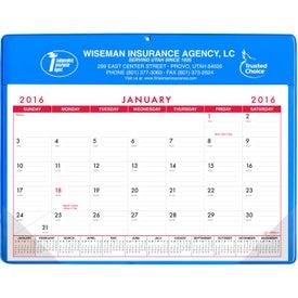 Basic Desk Pad Calendar - Doodle Pad for Your Church