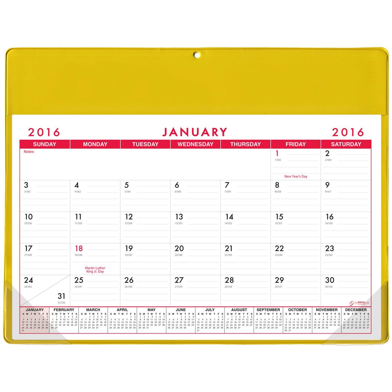 extra large desk pad calendar scenic desk pad calendar 2016 custom