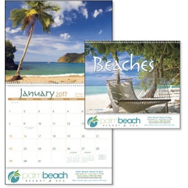 Company Exotic Beaches Appointment Calendar