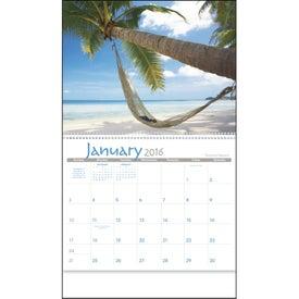 Logo Exotic Beaches Appointment Calendar