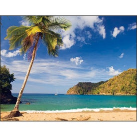 Promotional Exotic Beaches Appointment Calendar