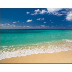 Exotic Beaches Appointment Calendar Giveaways