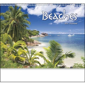 Exotic Beaches Appointment Calendar for Your Organization