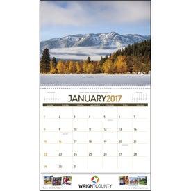 Logo Beautiful America Appointment Calendar