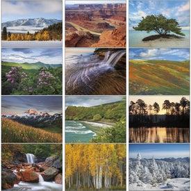 Company Beautiful America Appointment Calendar