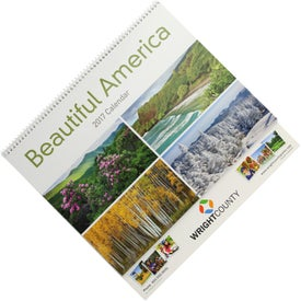 Customized Beautiful America Appointment Calendar