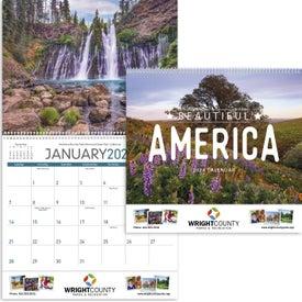 Beautiful America Appointment Calendar (2020)