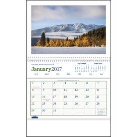 Branded Beautiful America Pocket Calendar