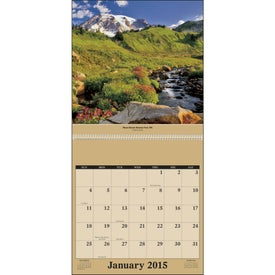 Advertising Beautiful America - Executive Calendar