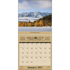 Beautiful America - Executive Calendar for Marketing