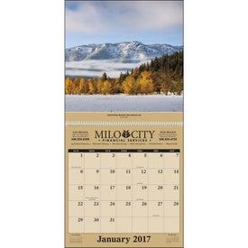 Beautiful America - Executive Calendar for Marketing