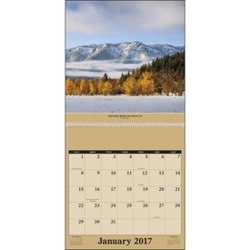 Promotional Beautiful America - Executive Calendar