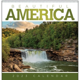 Promotional Beautiful America - Executive Calendar