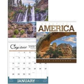 Beautiful America - Executive Calendar (2020)
