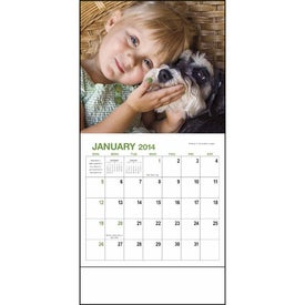 Branded Best Friends - Mini Calendar