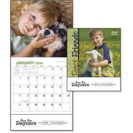 Best Friends - Mini Calendar for your School