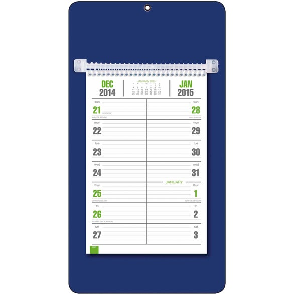 Large Weekly Calendar | Calendar Template 2016