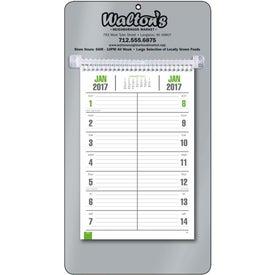 Bi-Weekly Memo Calendar Giveaways