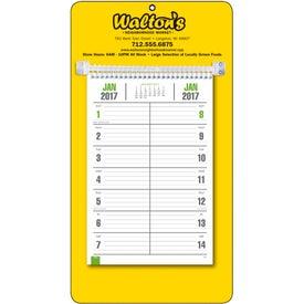 Bi-Weekly Memo Calendar for Marketing