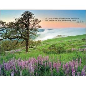 Bible Passages Executive Calendar for Promotion