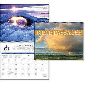 Bible Passages Executive Calendar (2020)