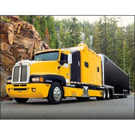 Big Rigs Appointment Calendar for Your Company