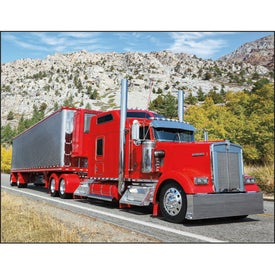 Customized Big Rigs Appointment Calendar