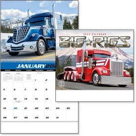 Big Rigs Appointment Calendar (2020)