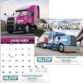Logo Big Rigs Appointment Calendar
