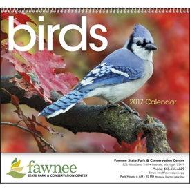 Birds Appointment Calendar (2020)