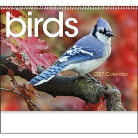 Promotional Birds Appointment Calendar