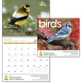 Birds Appointment Calendar for Your Company