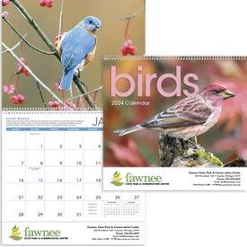 Birds Appointment Calendar (2017)