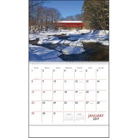 Bridges Appointment Calendar for Promotion