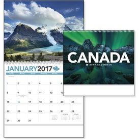 Promotional Canada Calendar