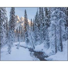 Custom Canadian Scenic - Stapled Calendar