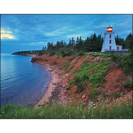 Personalized Canadian Scenic - Stapled Calendar