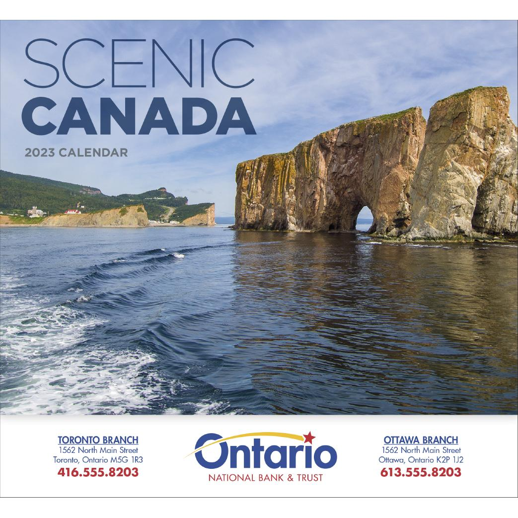 Promotional 2019 Canadian Scenic