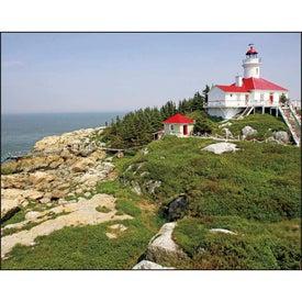 Customized Canadian Scenic - Window Calendar
