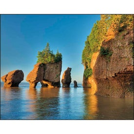 Canadian Scenic - Window Calendar Giveaways