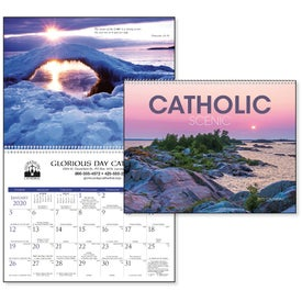 Catholic Scenic Executive Calendar (2020)