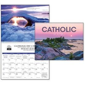 Catholic Scenic Executive Calendar (2020)