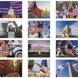 Celebrate America Spiral Calendar, English for Marketing