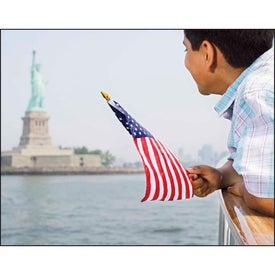 Company Celebrate America Stapled Calendar, English