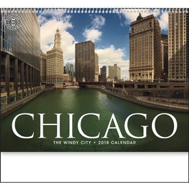 Customized Chicago Appointment Calendar