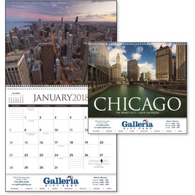 Chicago Appointment Calendar for Customization