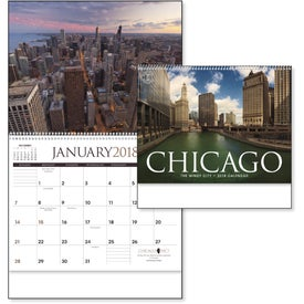 Branded Chicago Appointment Calendar
