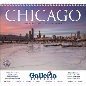 Chicago Appointment Calendar (2020)